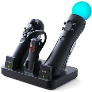 PS3 Move Triple Chargeur BigBen