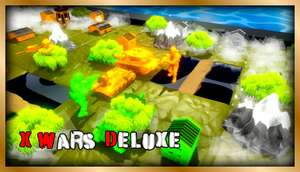 Jeu X Wars Deluxe gratuit sur PC (Dématérialisé)