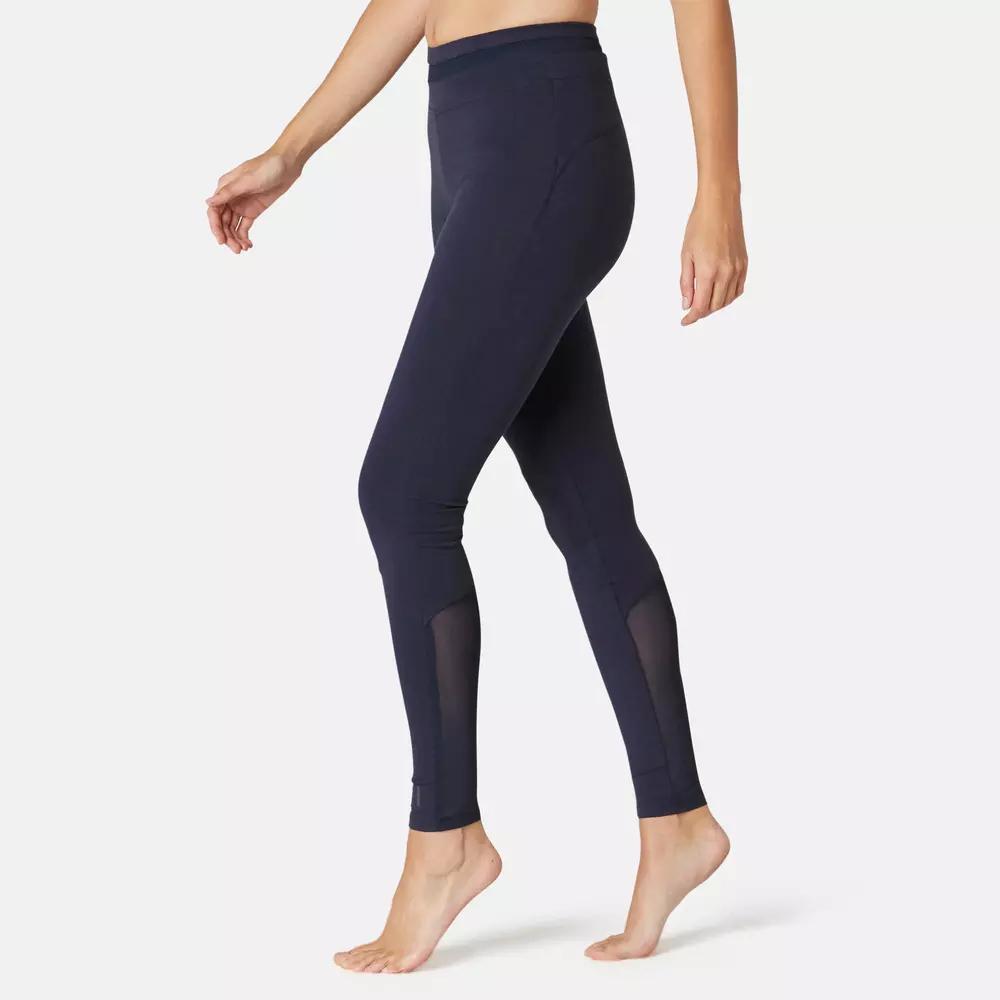 Legging de sport Nyamba 520 pour Femme - Bleu, du XS au M