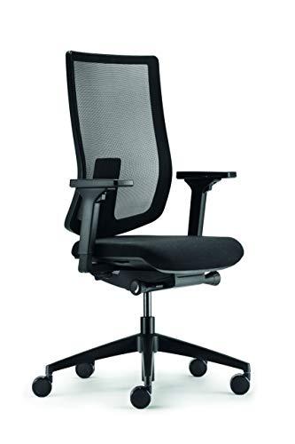 Chaise de bureau Sedus Se:do Pro Light - Noir