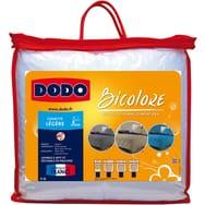 Couette Dodo légère en coton 200 g/m² Bicolore - 140 x 200 cm (240 x 220 cm à 35,08€)