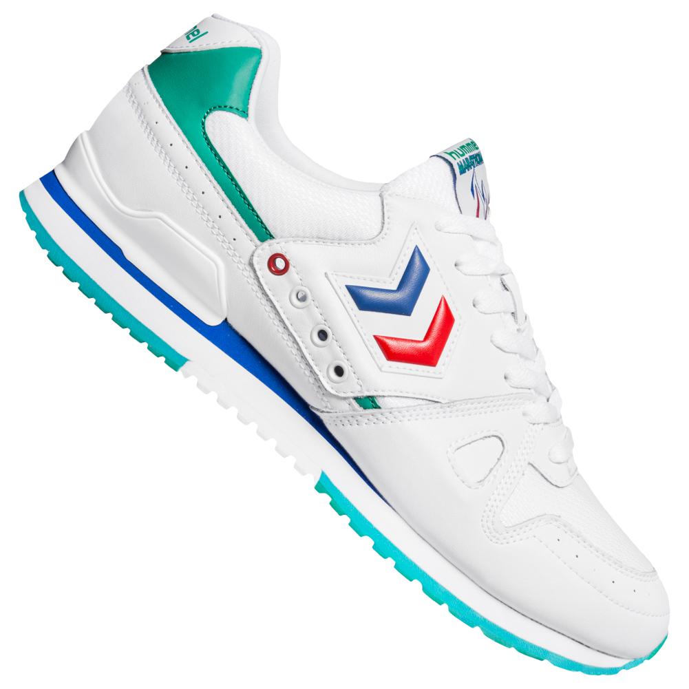 Paire de sneakers Hummel Marathona Vegan Archive pour hommes - Tailles 36 à 42