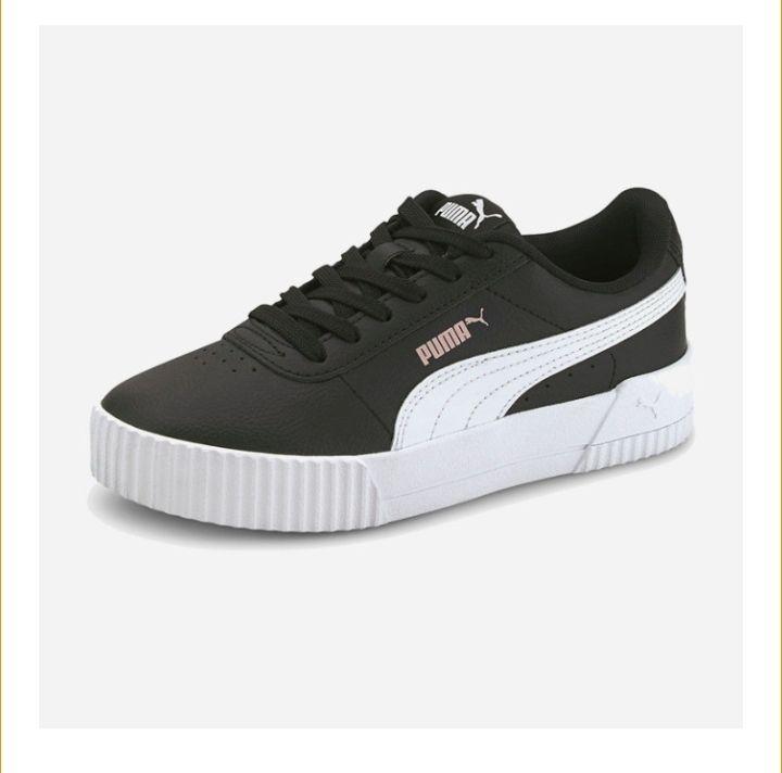 Sneakers Puma Carina L pour Femme - Tailles 36 à 39