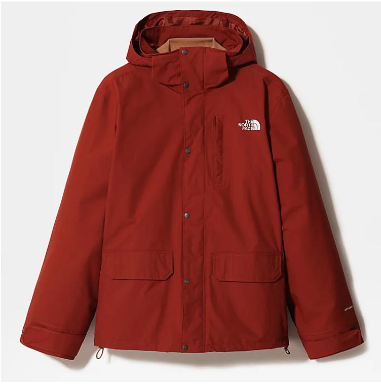 Sélection de Manteaux, Doudounes, Pulls, T-Shirt, Chaussures en promotion - Ex : Veste Homme The North Face Pinecroft Triclimate - Taille S