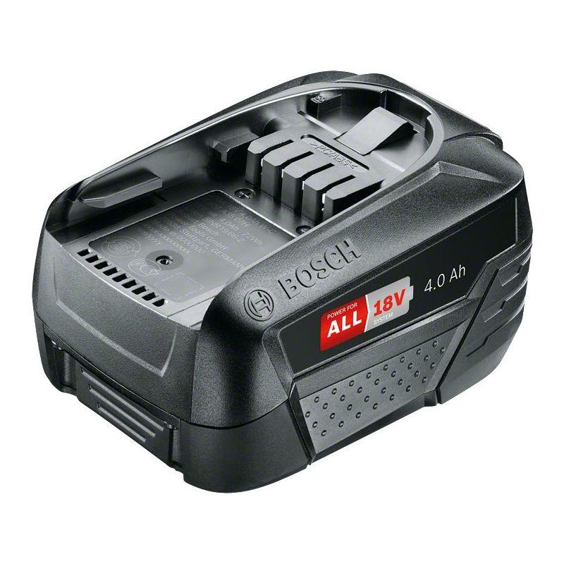 Batterie PBA Bosch Power for All - 18V, 4.0Ah, W-C