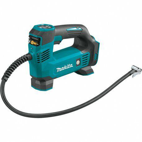 Compresseur / Gonfleur sans-fil Makita DMP180Z 18V (sans batterie ni chargeur)