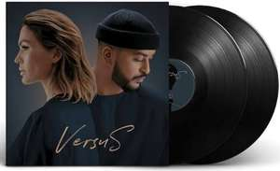 Album Vinyle Vitaa et Slimane - Versus