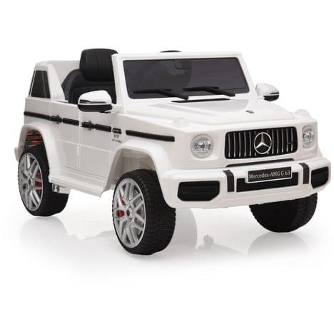Voiture porteur enfant AMG Mercedes 4x4