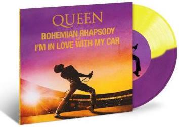 Maxi vinyle collector Queen Bohemina Rhapsody