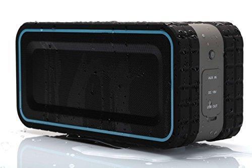 Enceinte Bluetooth NFC Dice Sound Beach Party IPX5 étanche