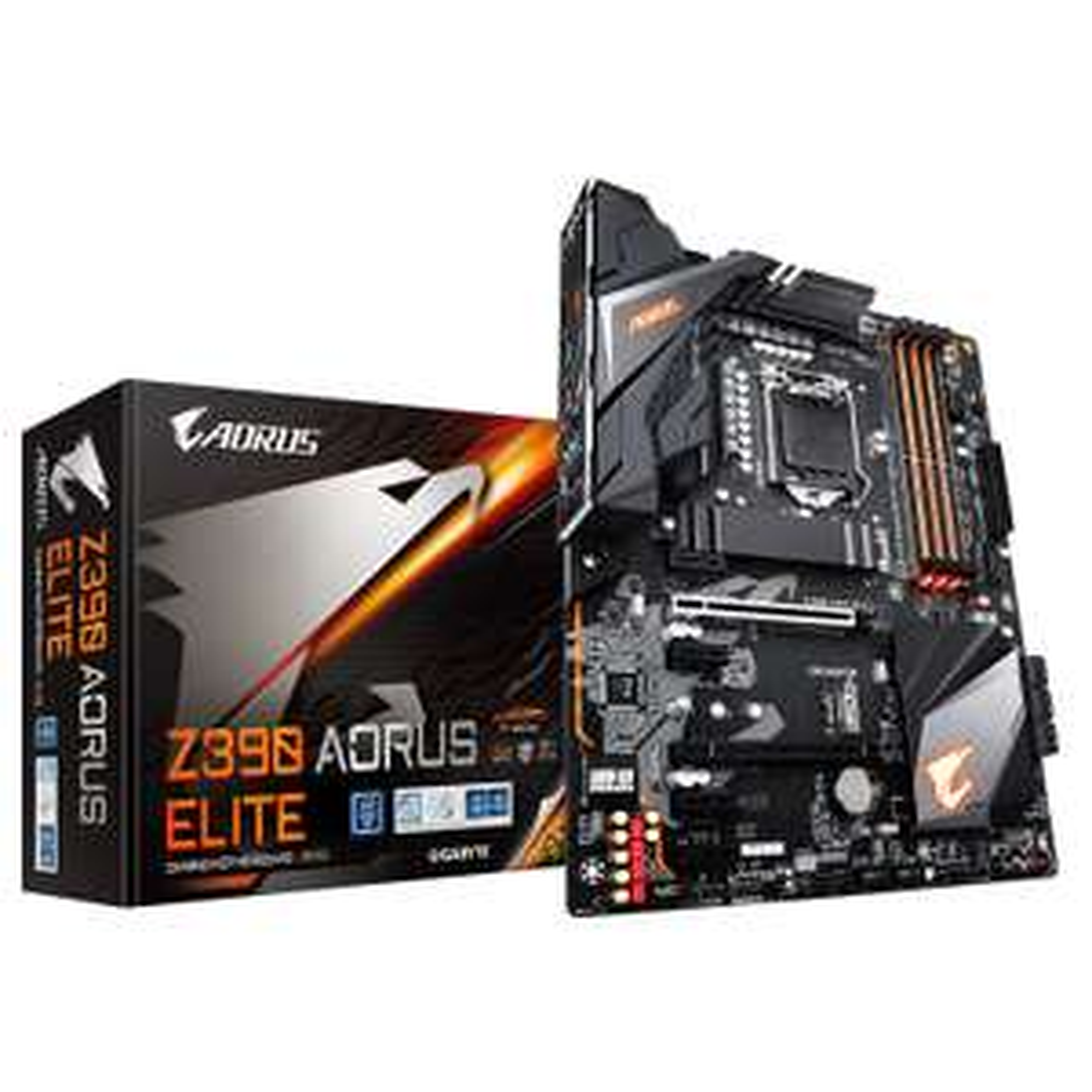 Carte mère Gigabyte Z390 AORUS Elite ATX Socket 1151