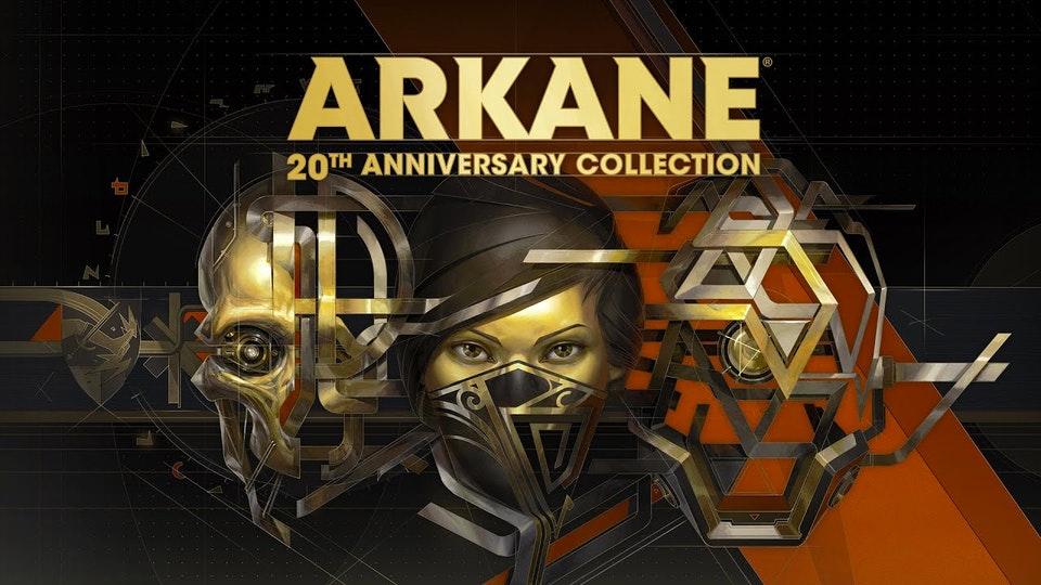 Arkane Anniversary Collection sur PC (Dématérialisé - Steam)