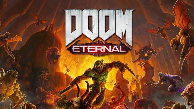 Doom Eternal sur PC (Dématérialisé - Bethesda Launcher)