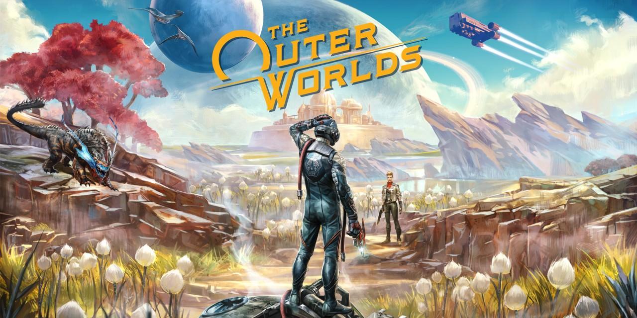 The Outer Worlds sur Nintendo Switch (Dématérialisé)