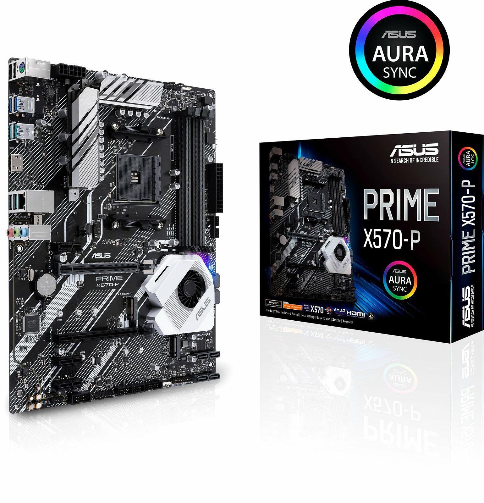 Carte Mère Asus Prime X570-P