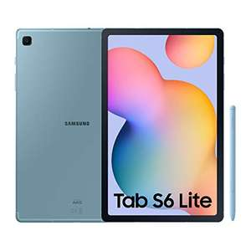 "Tablette Tactile 10.4"" Samsung Galaxy Tab S6 Lite 4G - 64 Go, 4 Go RAM, Bleu"
