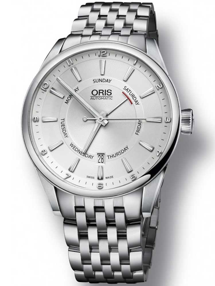Montre automatique Oris Artix Pointer (0175576914051-0782180) - 42mm (timeshop24.fr)