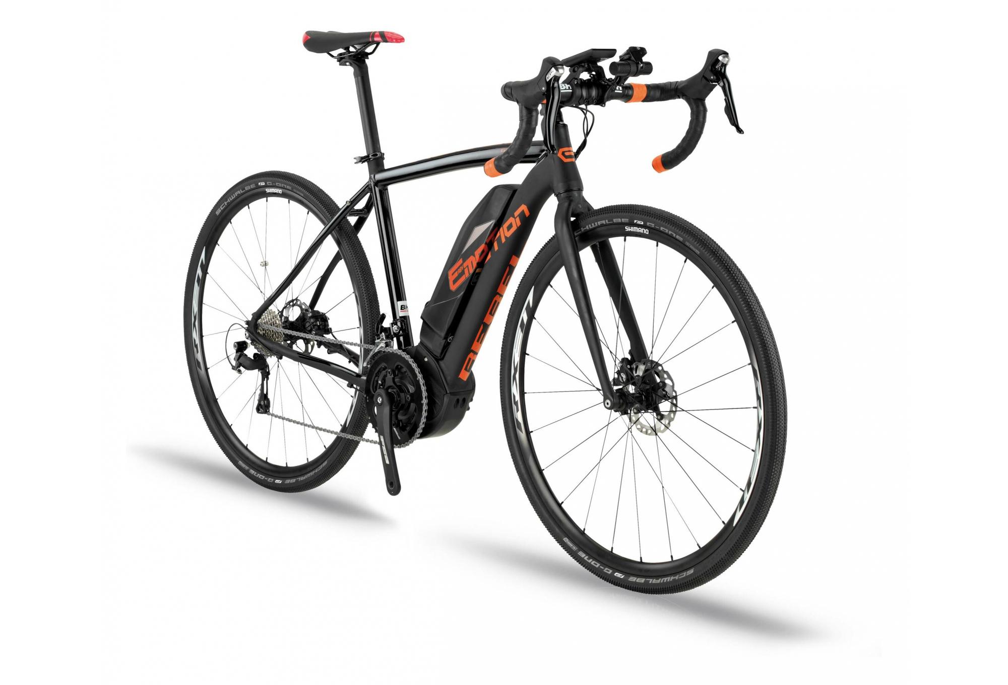 Vélo à assistance électrique BH Rebel GravelX Shimano 105 - Taille M