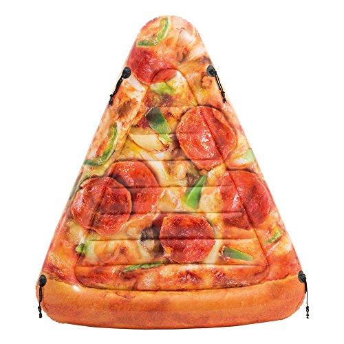 Bouée Intex Pizza - 175 x145 cm