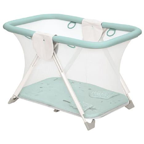 Parc bébé avec tapis de jeu Brevi Soft and Play