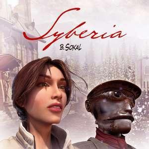 Jeu Syberia gratuit sur PC (Dématérialisé - DRM-Free)