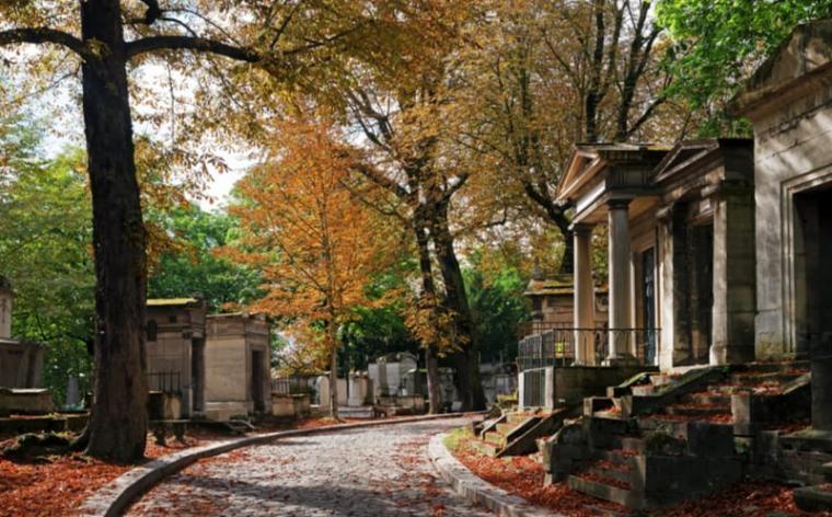 Visite du cimetière du Père Lachaise Amis Et Passionnés Du Père Lachaise pour 2 Personnes pendant 3 Heures (Paris 75020)