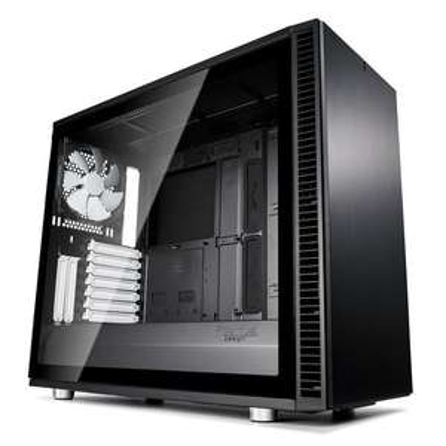 Boîtier PC Fractal Design Define S2 Light avec fenêtre - Noir