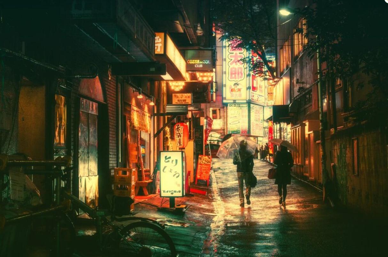 Sélection de photographies d'art en promotion - Ex: Masashi Wakui Tokyo III (60 x 90 cm)