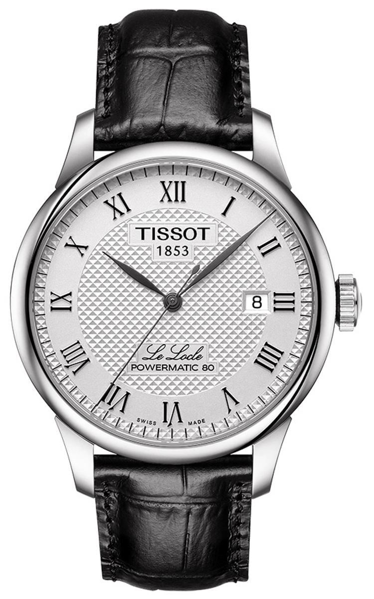 Montre Tissot Le Locle Powermatic 80 (Frais de douane et TVA inclus)