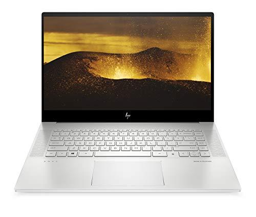 "PC portable 15.6"" HP Envy 15-ep0061nf - 4K UHD AMOLED, i7-10750H, RTX-2060 Max-Q (6 Go), 16 Go de RAM, 1 To en SSD, Windows 10"