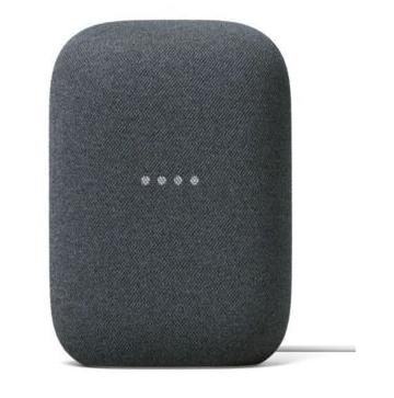 Assistant Connecté Google Nest Audio - Charbon