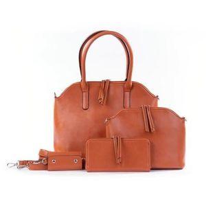 Sélection de produits à moins de 10€ - Ex: Set de sacs (Sac à Main + Sac à Bandoulière + Portefeuille Femme)