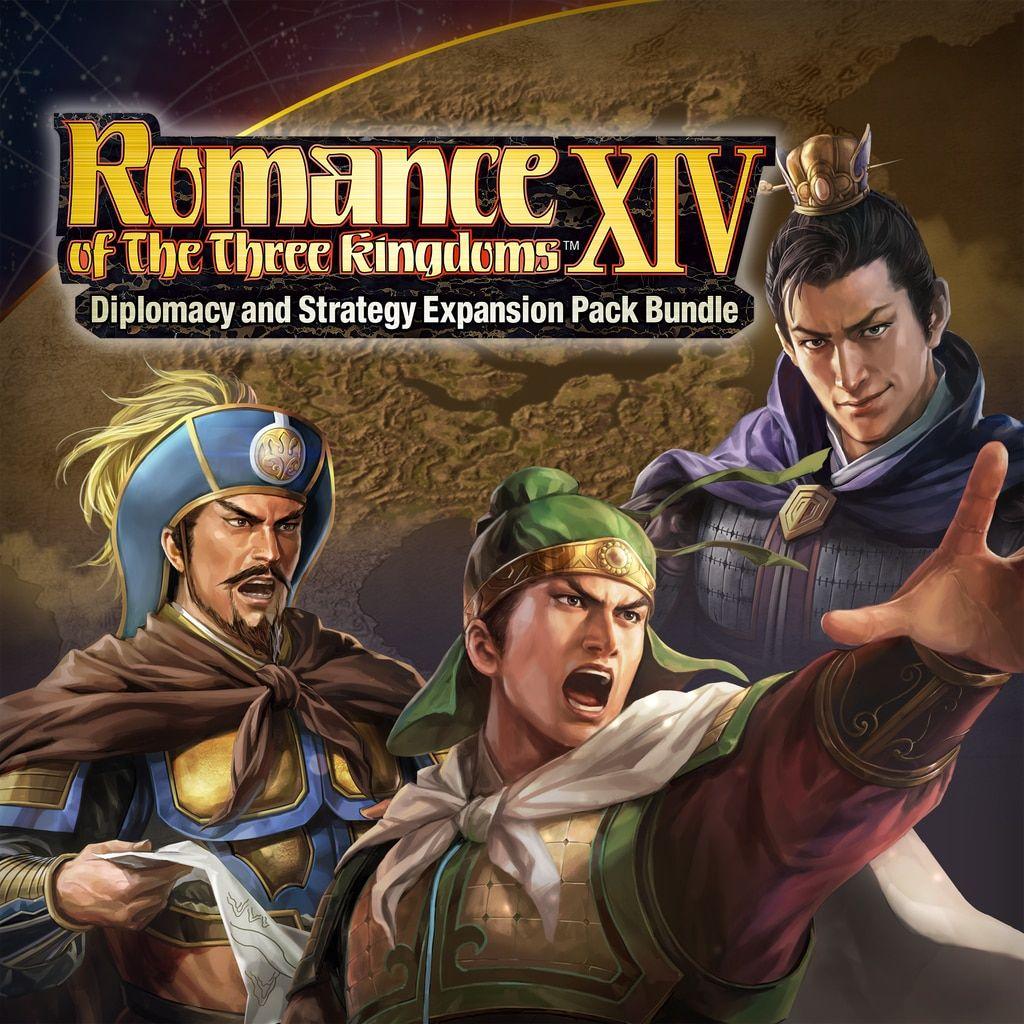 DLC Romance Of the Three Kingdoms - The Fall of Shu Han Gratuit sur PS4 (Dématérialisé)