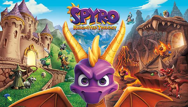 Spyro Reignited Trilogy sur PC (Dématérialisé)