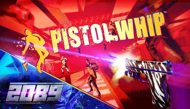 Jeu Pistol Whip VR sur PC (Dématérialisé, Steam)