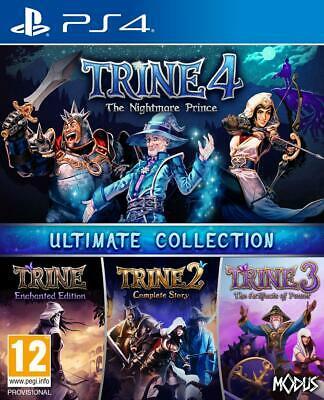 Trine The Ultimate Collection sur PS4 (21,99€ via PARTENAIREPME21)