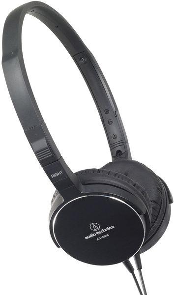 Audio-Technica ATH ES55 blanc ou noir