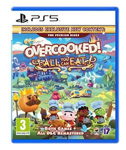 Jeu Overcooked! All You Can Eat (Overcooked!, Overcooked! 2 + DLC) sur PS5