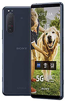 """Smartphone 6.1"""" Sony Xperia 5 II 5G - FHD+ 120Hz OLED, 8 Go RAM, 128 Go ROM (Via ODR de 100€)"""