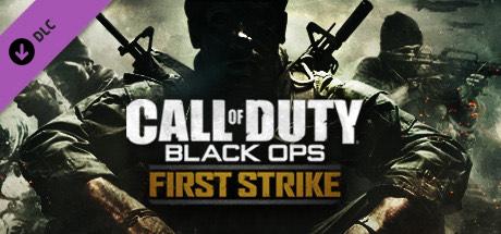 DLC First Strike Content Pack pour Call of Duty: Black Ops sur PC (Dématérialisé)