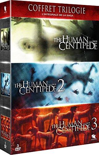 Coffret DVD The Human Centipede : La Trilogie (Vendeur tiers)