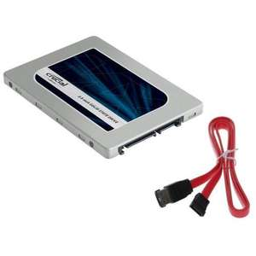 "SSD 2.5"" Crucial MX200 (Mémoire MLC) - 500 Go +  Câble SATA mâle"