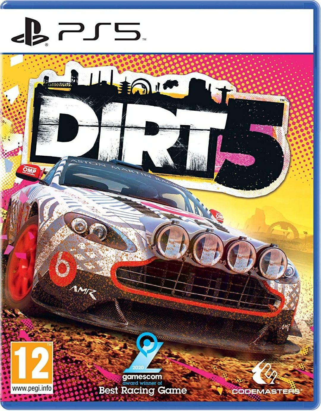 Dirt 5 sur PS5 (Frais de port et d'importation inclus)