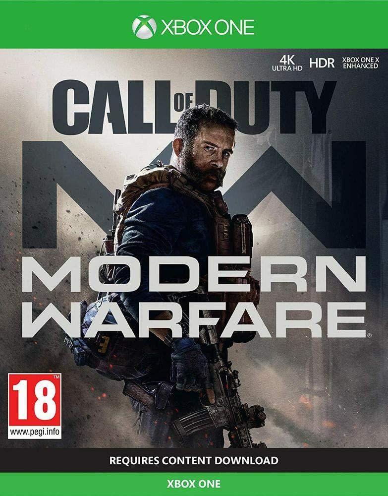 Call of Duty Modern Warfare sur Xbox One