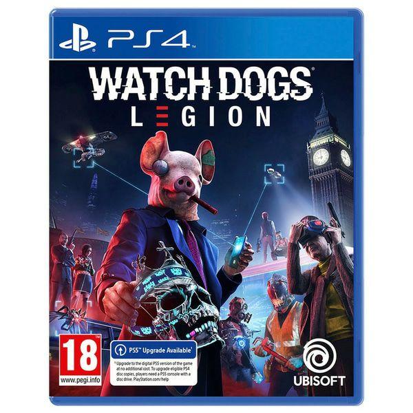 Watch Dogs Legion sur PS4