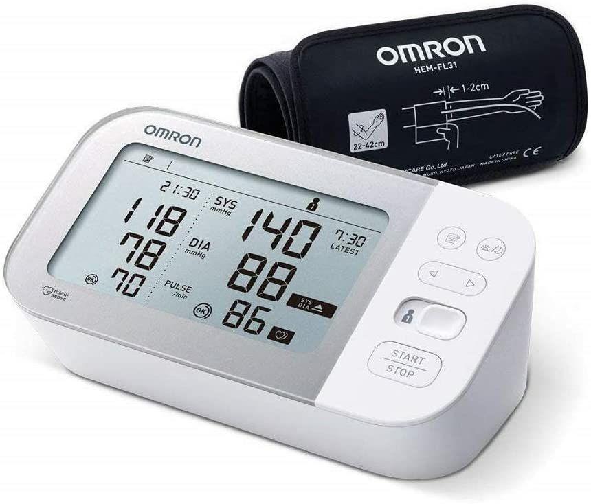 Tensiomètre Bras Omron X7 Smart - Bluetooth