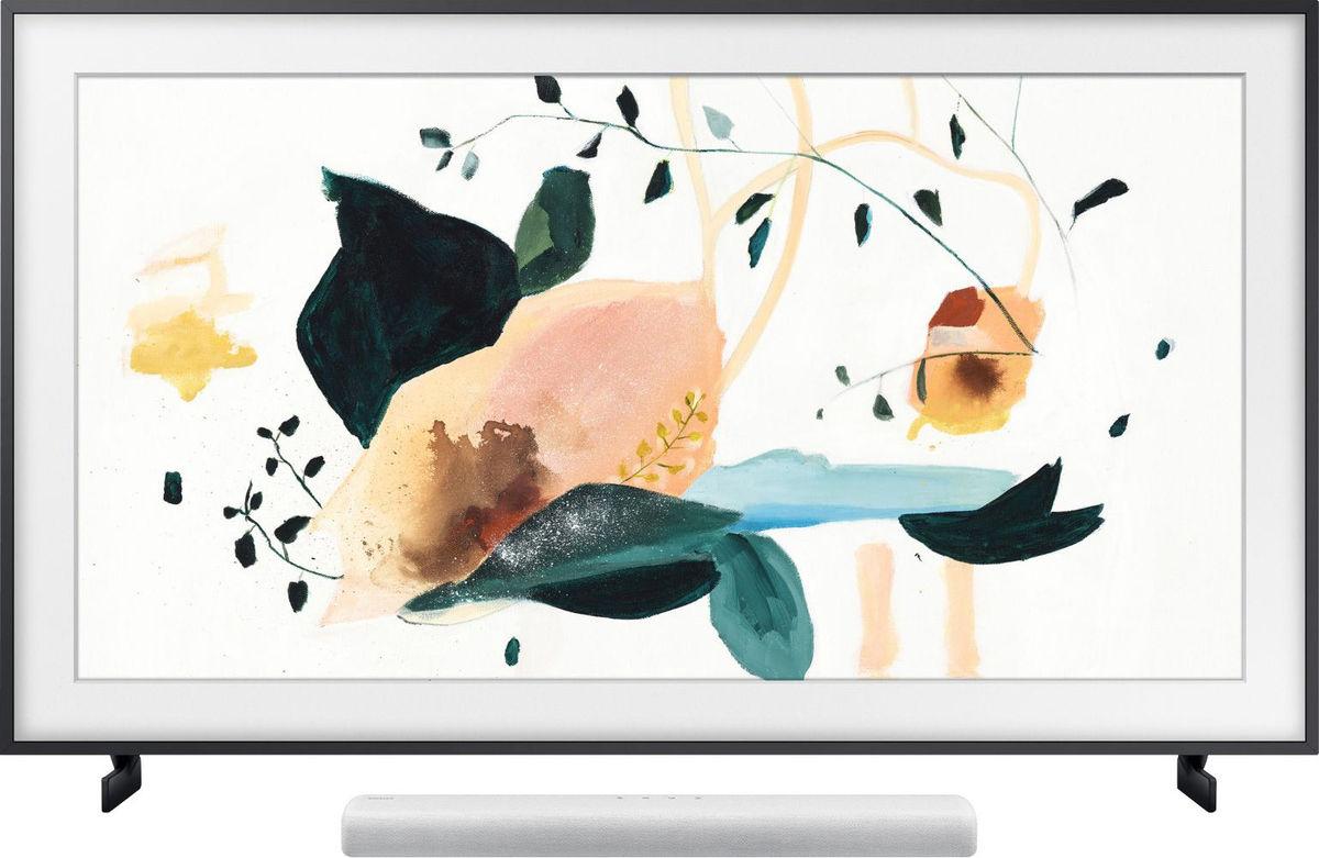 "TV 65"" Samsung The Frame QE65LS03T (QLED, 4K, 100 Hz, HDR 1000, FreeSync Premium, Smart TV) + Barre de son HW-S61T (180W) - Via ODR 400€"