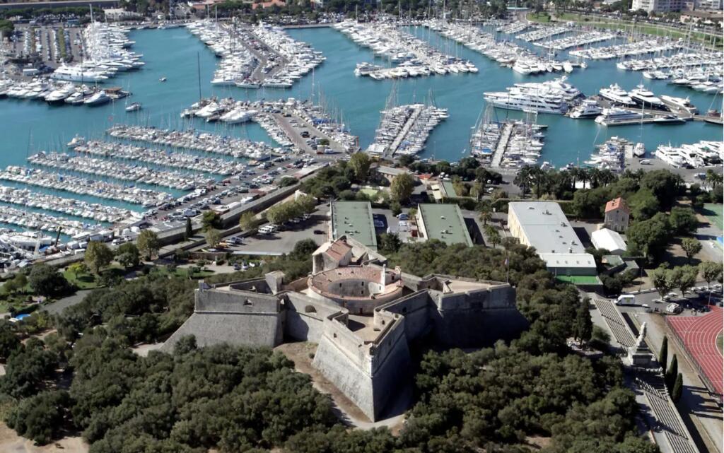 visites guidées gratuites du Fort-Carré ce week-end à Antibes (06)