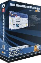 Logiciel Ant Download Manager Pro 2.2.0 gratuit sur PC (Dématérialisé)