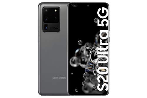 "Smartphone 6.9"" Samsung Galaxy S20 Ultra 5G - 128 Go"